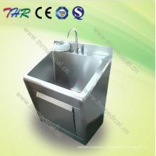 Thr-Ss011 Hospital Stainless Steel Scrub Sink