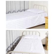 Draps de lit jetables de haute qualité housses de couette taies d'oreiller