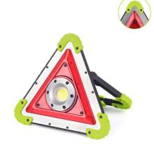Outdoor LED Flood Light Triangle Emergency Warning Light