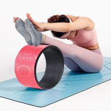 Yugland Custom High Quality Eco-Friendly Yoga Wheel For Yoga Exercise