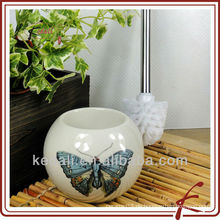 Keramik-WC-Schüssel Bürstenhalter