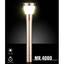 Fashion Design Apple Style Multifunctional Flesh Light Torch