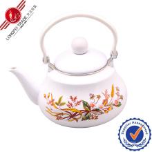 1.2L Enamel Teapot with Bakelite Handle