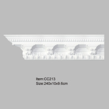 Interior Architectural Cornices & Leisten