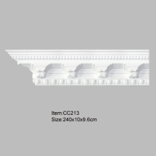 Interior Architectural Cornices & Mouldings