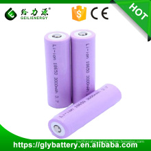 Wholesale li-ion battery 18650 3000mah battery 3.7v