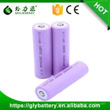 Atacado bateria li-ion 18650 3000 mah bateria 3.7 v