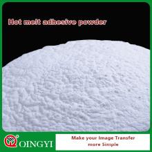 Poudre adhésive thermofusible QingYi de haute qualité