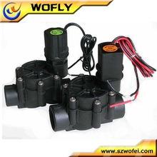 """3/4 """"Kunststoff-PVC-Wasser-Magnetventil 24V"""