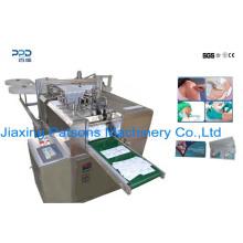 Máquina de envasado de almohadilla de preparación de povidona yodada