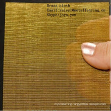 Copper wire woven cloth