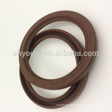 Hydraulic Cylinder Shaft Rubber Oil Seal TC SC Excavator Sealing Kit FKM Rubber Oil Seals