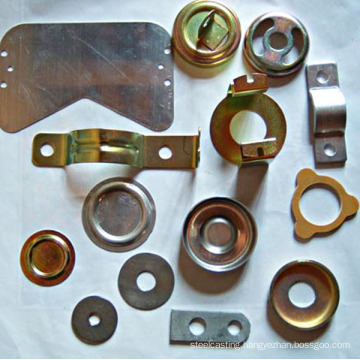 Metal Part by Stamping Way Made of China