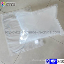 White Transparent Bag in Box