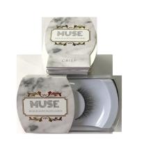 Custom White Glossy Mink Lash Box Sleeve