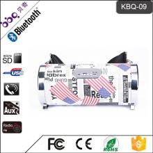 Барбекю КБК-09 20Вт 1200мач новое Прибытие 20Вт Сабвуфер спикер Bluetooth