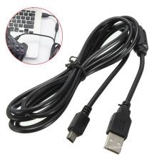 5 broches 1.8m connecter câble de chargeur pour chargeur de contrôleur de console de jeu PS3