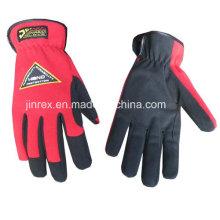 Konstruktion, die mechanische Sicherheits-Hand schützt, schützen vollen Finger-Handschuh