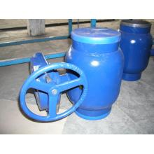 Welded Ball Valve with Gear Box