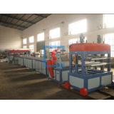 Xps Foam Board Extrusion Production Line With Heat Preservation Material