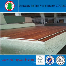 16mm Mealmine Faced Laminated Particle Board/Chipboard