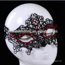 Haute qualité en Chine en gros Lady Sexy Lace Party Mask