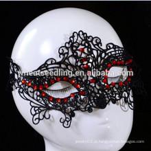 Alta qualidade Atacado China Lady Sexy Lace Party Mask