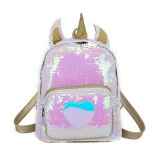 Sequin Unicorn Kid Bag Cute Girls School Bags Backpacks Mini bags For girls
