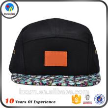 Bouchon de panneau de sport noir de haute qualité avec logo