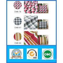 Miles de diseños de la venta caliente 100% de algodón impresa tela de la lona peso 191GSM ancho 150cm