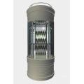Beobachtungs-Aufzug mit rundem Typ