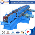 CE Standar Kệ Kệ Upright Roll Forming Machine