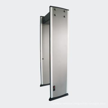 Security Sensitivity Door Walk Through Body Metal Detector Along with 18 Zones Setting