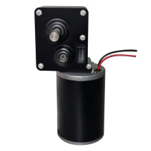 24V DC Motor Reduction Gearbox 18rpm Wiper Motor