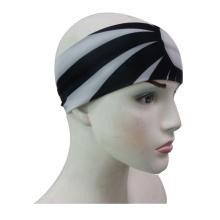 Cool Head Schweißbänder, Häkelblätter (HB-05)