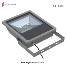 Signcomplex 2016 Slim Outdoor COB 100W High Power LED Flood Light