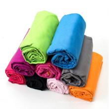 Customized multipurpose microfiber suede towel
