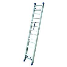 Anodizado de perfis de alumínio escada