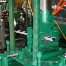 Wand-Winkel-Rolle, die Maschine bildet
