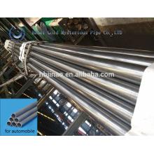 Laminado en frío / estirado de tres rodillos deformación proceso de laminación de carbono tubo de acero sin soldadura para el tubo de servicio líquido ASTM, DIN, JIS