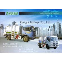 Kitchen Waste Garbage Truck (QDT5140ZZZI)
