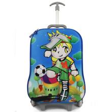 3D Football Princes Trolley school bag