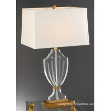 Crystal Brass Table Light (TL1632)