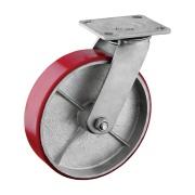 Cast Iron Core TPU Wheel Caster