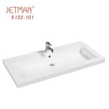 western bathroom luxury cabinet vanity top basin