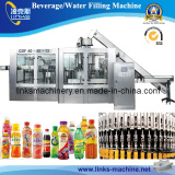 Automatic Bottle Juice Tea Beverage Hot Filling Machine