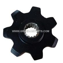 86837081 Case-IH cornhead 7 Tooth Upper Drive Chain Gathering Sprocket