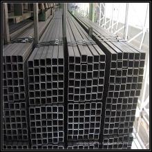 Черная отожженная полая труба квадратного сечения