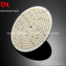 Panel circular del LED como fuente de iluminación (Dia17cm)