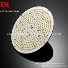Painel Circular LED como Fonte de Iluminação (Dia17cm)